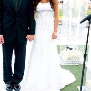 Pnina Tornai Bridal Dress
